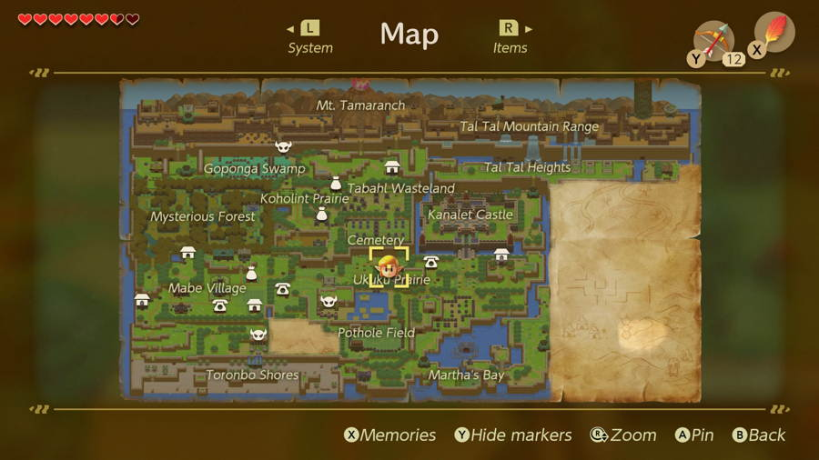Where To Trade The Stick In Links Awakening