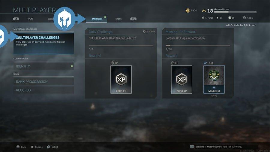 Call Of Duty Modern Warfare Mission Guide