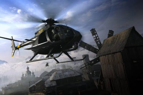 Call of Duty: Modern Warfare Gets PC Trailer