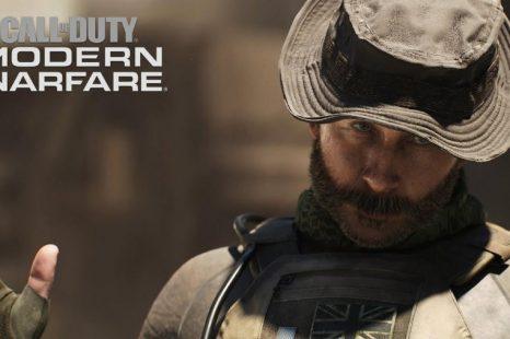 Call of Duty: Modern Warfare Gets Launch Trailer