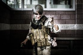 Cosplay Wednesday – Death Stranding's Cliff