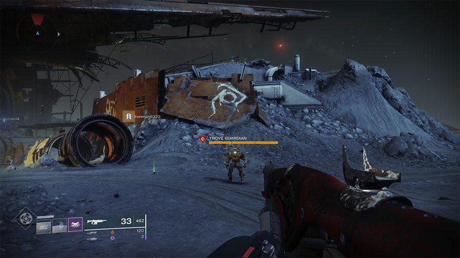 Destiny 2 Shadowkeep Trove Guardian Guide