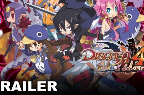 Disgaea 4 Complete+ Gets Launch Trailer