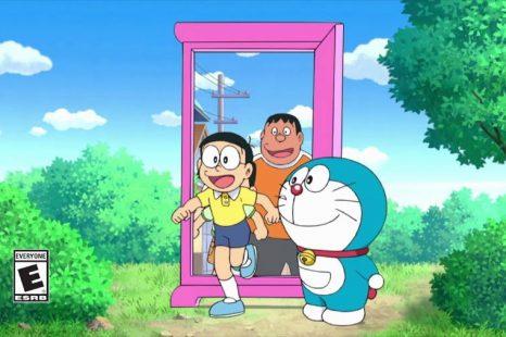 Doraemon: Story of Seasons Gets Launch Trailer
