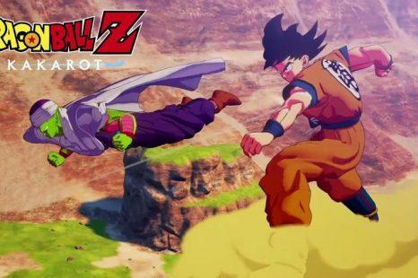 Dragon Ball Z: Kakarot Gets Introduction Trailer