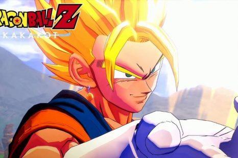 Dragon Ball Z: Kakarot Gets Vegito Trailer
