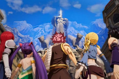 Fairy Tail Gets Nearly 20 Minutes of Gameplay Footage