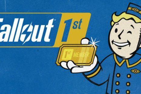 Fallout 1st Premium Membership for Fallout 76 Announced