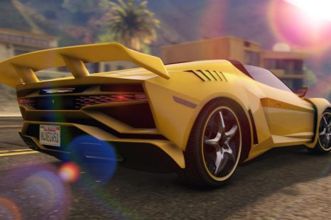 Pegassi Zorrusso Supercar Coming to GTA Online