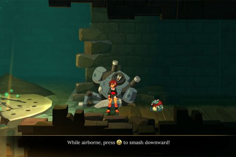 How To Break The Floor In Indivisible