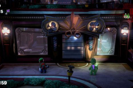 How To Use The Club Key In Luigi's Mansion 3