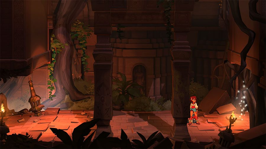 How To Get Past Roots In Indivisible