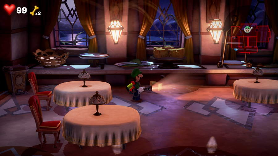 How To Get The Elevator Button From The Rat In Luigi's Mansion 3