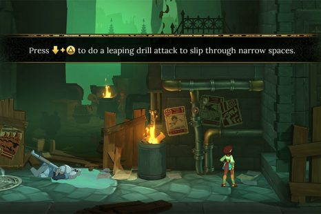 How To Get Through Narrow Spaces In Indivisible