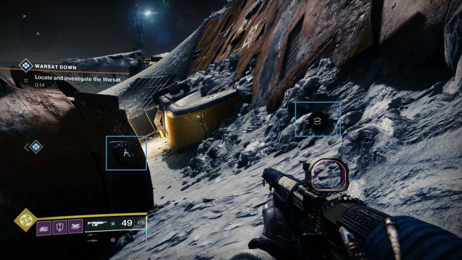 How To Open Chests With Symbols In Destiny 2