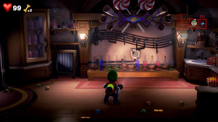 How To Open The Safe On The 4th Floor Of Luigi's Mansion 3