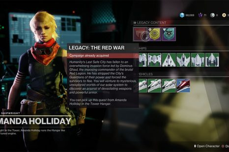 How To Start Original Destiny 2 Campaigns (Legacy) In Shadowkeep