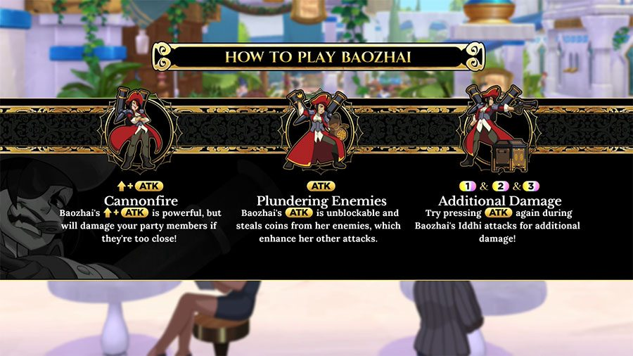 How To Unlock Baozhai