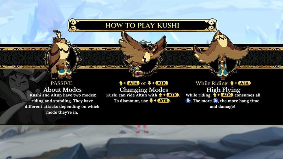 How To Unlock Kushi