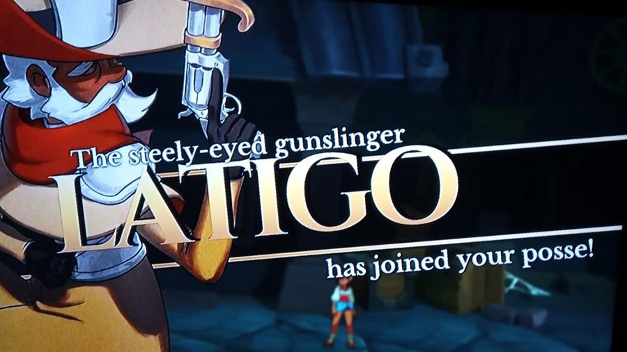 How To Unlock Latigo