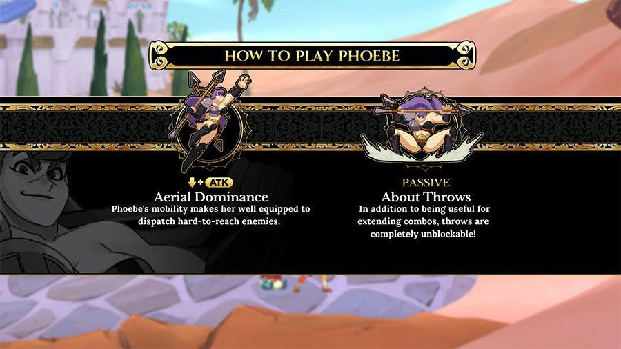 How To Unlock Phoebe