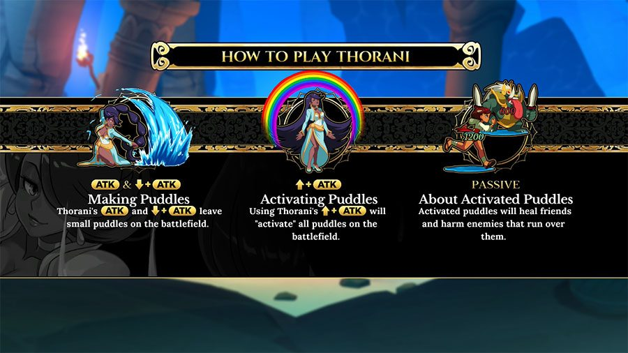 How To Unlock Thorani