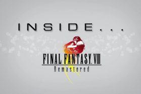 Final Fantasy VIII Remastered Gets Developer Featurette