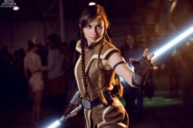 Cosplay Wednesday – Star Wars: The Old Republic's Satele Shan