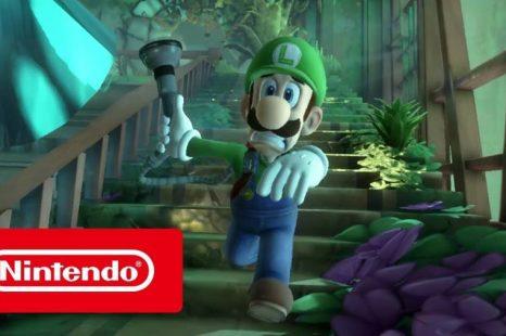 Luigi's Mansion 3 Gets Overview Trailer