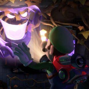 New Luigi's Mansion 3 Footage Released