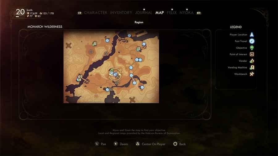 Mandibles Of Doom (Monarch Wilderness)