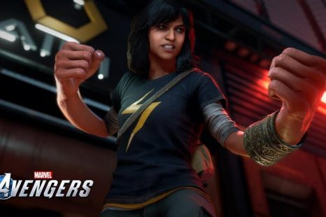 Ms. Marvel Coming to Marvel's Avengers