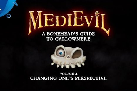 "MediEvil Gets ""Changing One's Perspective"" Trailer"