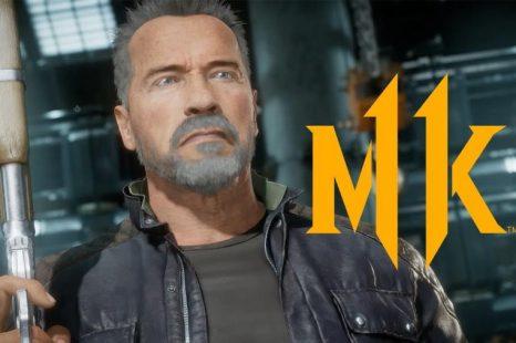 Terminator T-800 Coming to Mortal Kombat 11 October 8