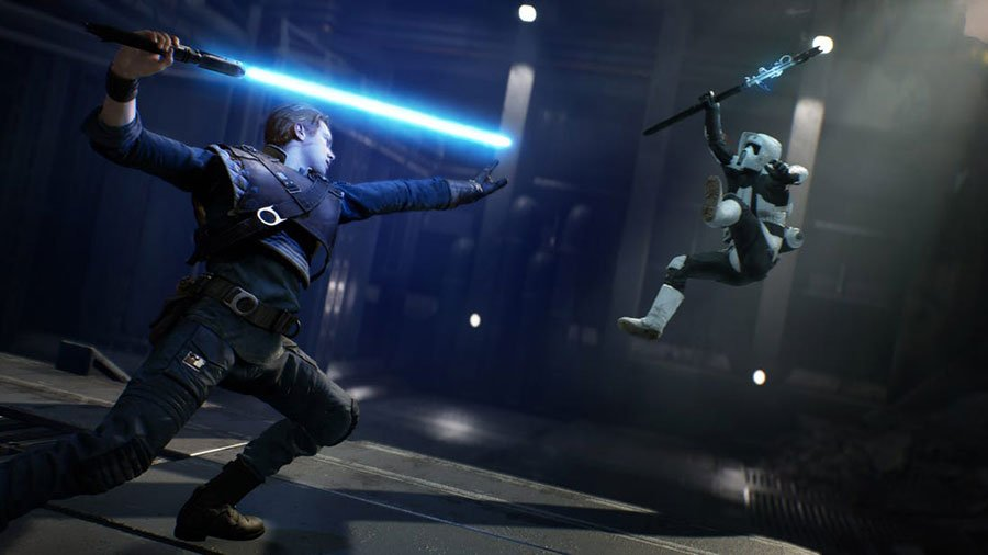 New Fallen Order Trailer Showcases Epic Lightsaber Combat