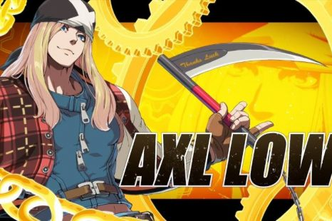 New Guilty Gear Gets Axl Low Trailer