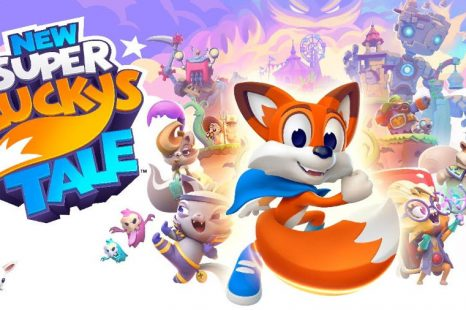 Meet Lucky in New Super Lucky's Tale Trailer