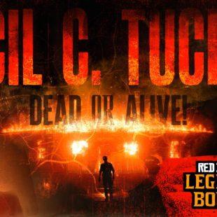 Legendary Bounty Cecil C. Tucker Now in Red Dead Online