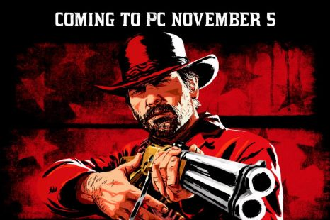 Red Dead Redemption 2 Coming to PC November 5