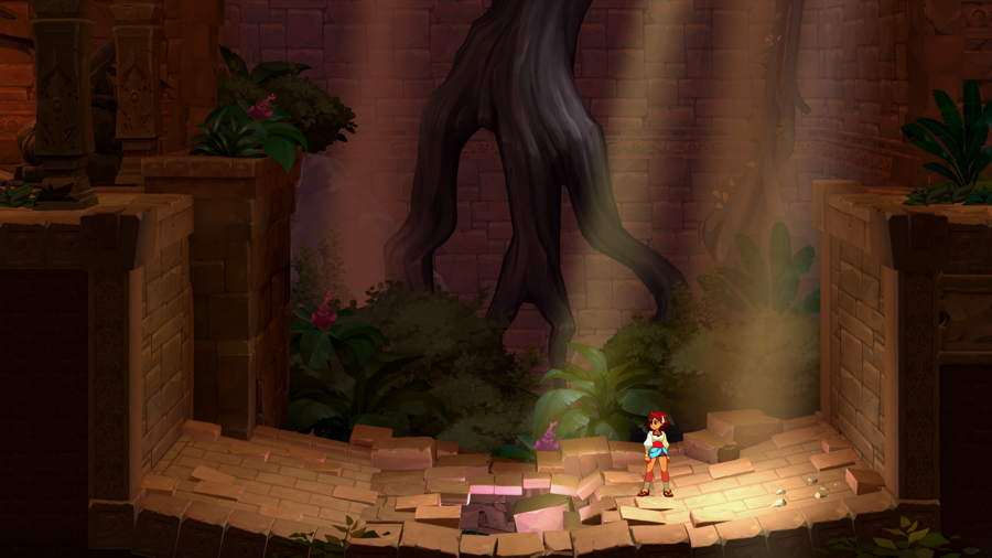 Resurrection Lilies In Indivisible 2