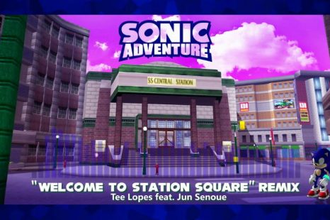 Sonic Adventure Gets Station Square Remix by Tee Lopes