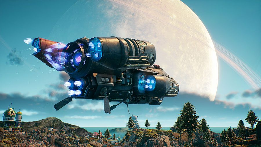 The Outer Worlds Companion Side Quest Guide