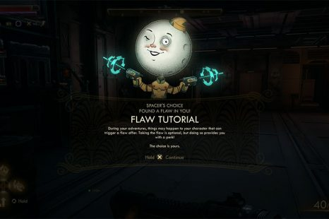 The Outer Worlds Flaw Guide