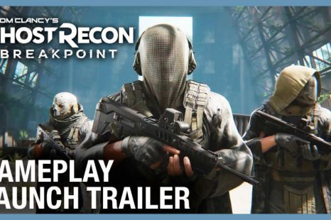 Tom Clancy's Ghost Recon Breakpoint Gets Gameplay Launch Trailer