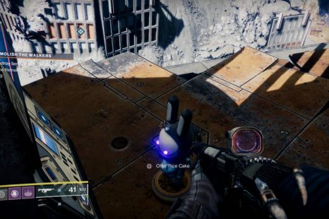 What To Do With The Rabbit Statues In Destiny 2 Shadowkeep