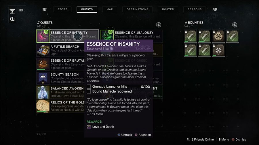Where To Find Bound Manacle In Destiny 2
