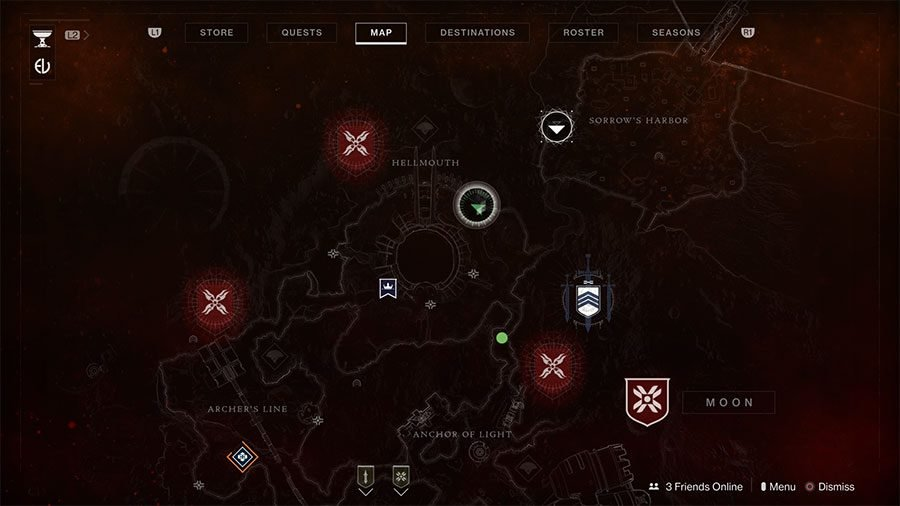Where To Find Bound Manacle In Destiny 2 Shadowkeep