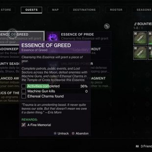 Where To Find Ethereal Charms In Destiny 2
