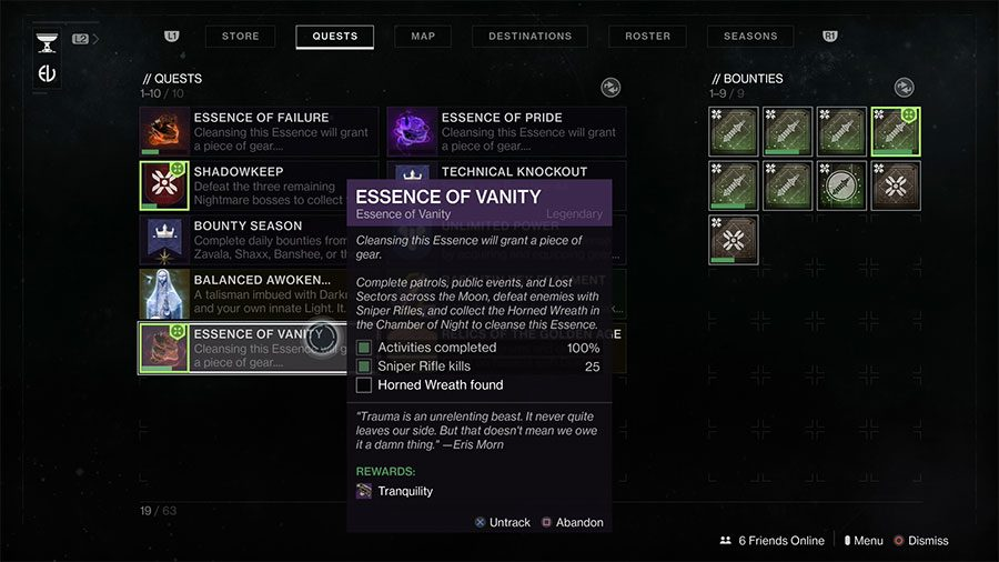 Where To Find Horned Wreath In Destiny 2