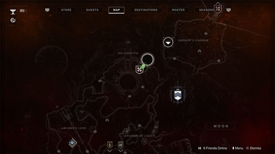 Where To Find Horned Wreath In Destiny 2: Shadowkeep